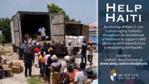 B Help Haiti - Sept 2021